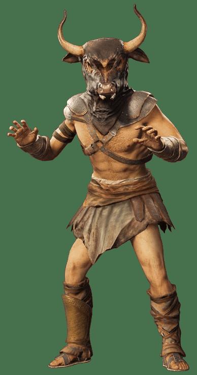 Assassin's Creed Odyssey Minotaure : assassin's, creed, odyssey, minotaure, Leiandros, Assassin's, Creed, Fandom
