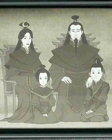 Zuko Family : family, Fanon:Shien, Family, (AaBE), Avatar, Fandom