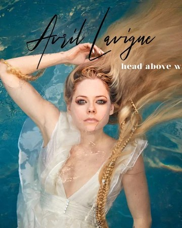 Avril Lavigne - Head Above Water Lyrics | Genius Lyrics