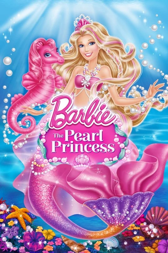 barbie the pearl princess barbie
