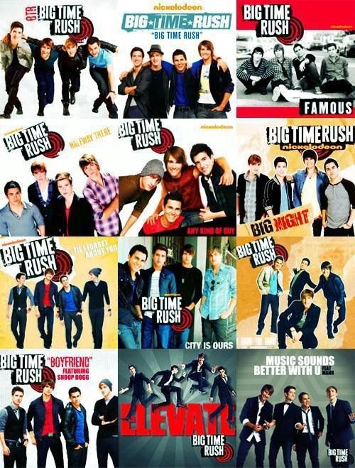 Album De Big Time Rush : album, Songs, Fandom