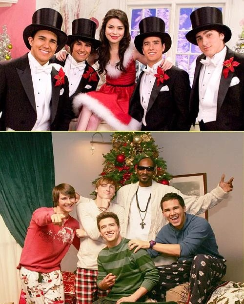 Big Time Rush Big Time : Christmas, Fandom