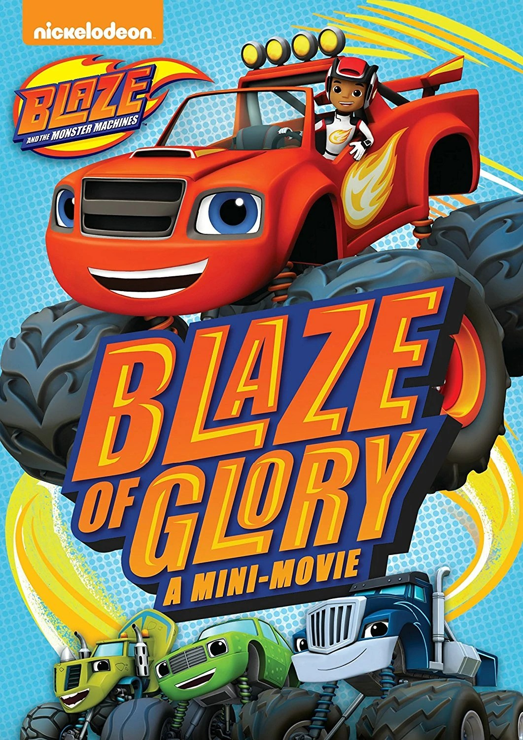 Blaze And The Monster Machines The Big Ant Venture : blaze, monster, machines, venture, Blaze, Monster, Machines, Wiki:Merchandise/DVDs, Fandom