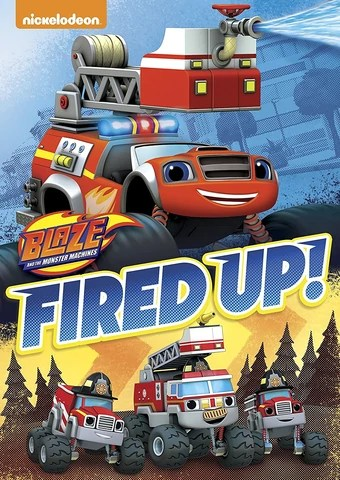 Blaze And The Monster Machines Trouble At The Truck Wash : blaze, monster, machines, trouble, truck, Fired, (DVD), Blaze, Monster, Machines, Fandom