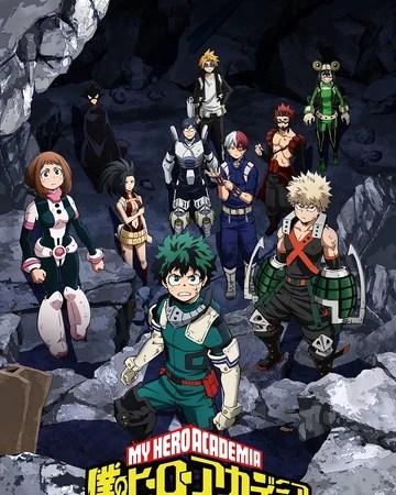 Nonton Boku No Hero : nonton, Academia, Do-or-Die, Survival, Training, Fandom