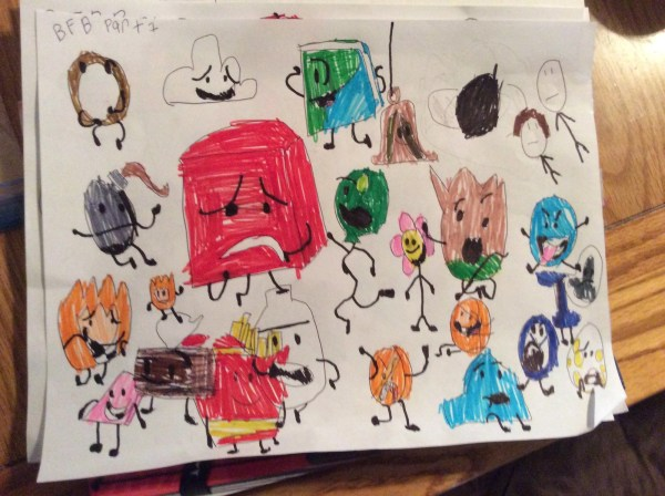 20+ Make Your Own Bfdi Character Pictures and Ideas on Meta Networks