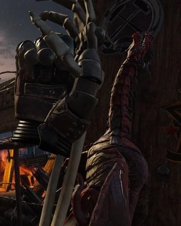 Gauntlet of Siegfried mod : skyrimmods