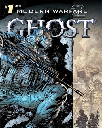 Call Of Duty Ghost 2 : ghost, Modern, Warfare, Ghost, Fandom