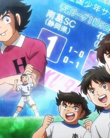 Captain Tsubasa 42 Vostfr : captain, tsubasa, vostfr, Captain, Tsubasa, Episode