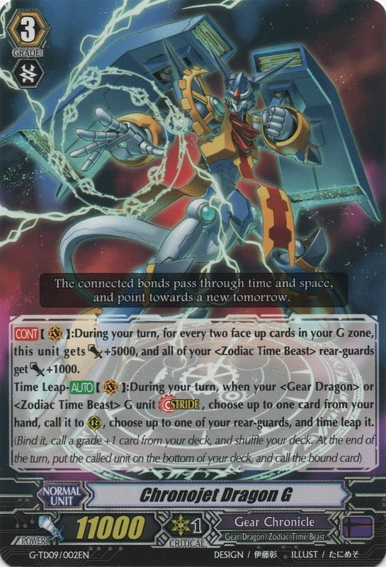 Trial and travel sizes are excluded. Chronojet Dragon G Cardfight Vanguard Wiki Fandom