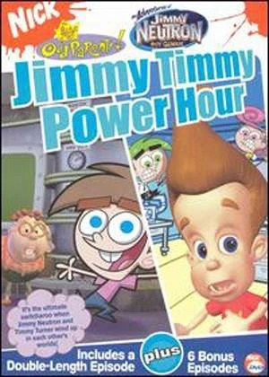Jimmy Timmy Power Hour : jimmy, timmy, power, Jimmy, Timmy, Power, Cartoonica, Nickelodeon, Cartoons,, Disney, Channel,, Fandom