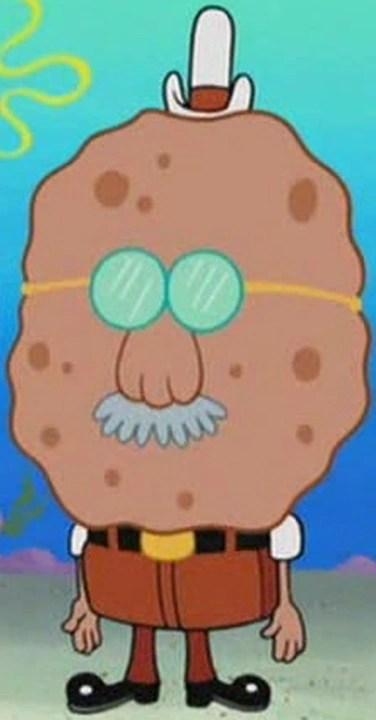 Spongebob Grandpa : spongebob, grandpa, Harold, SquarePants, Wikicartoon, Fandom