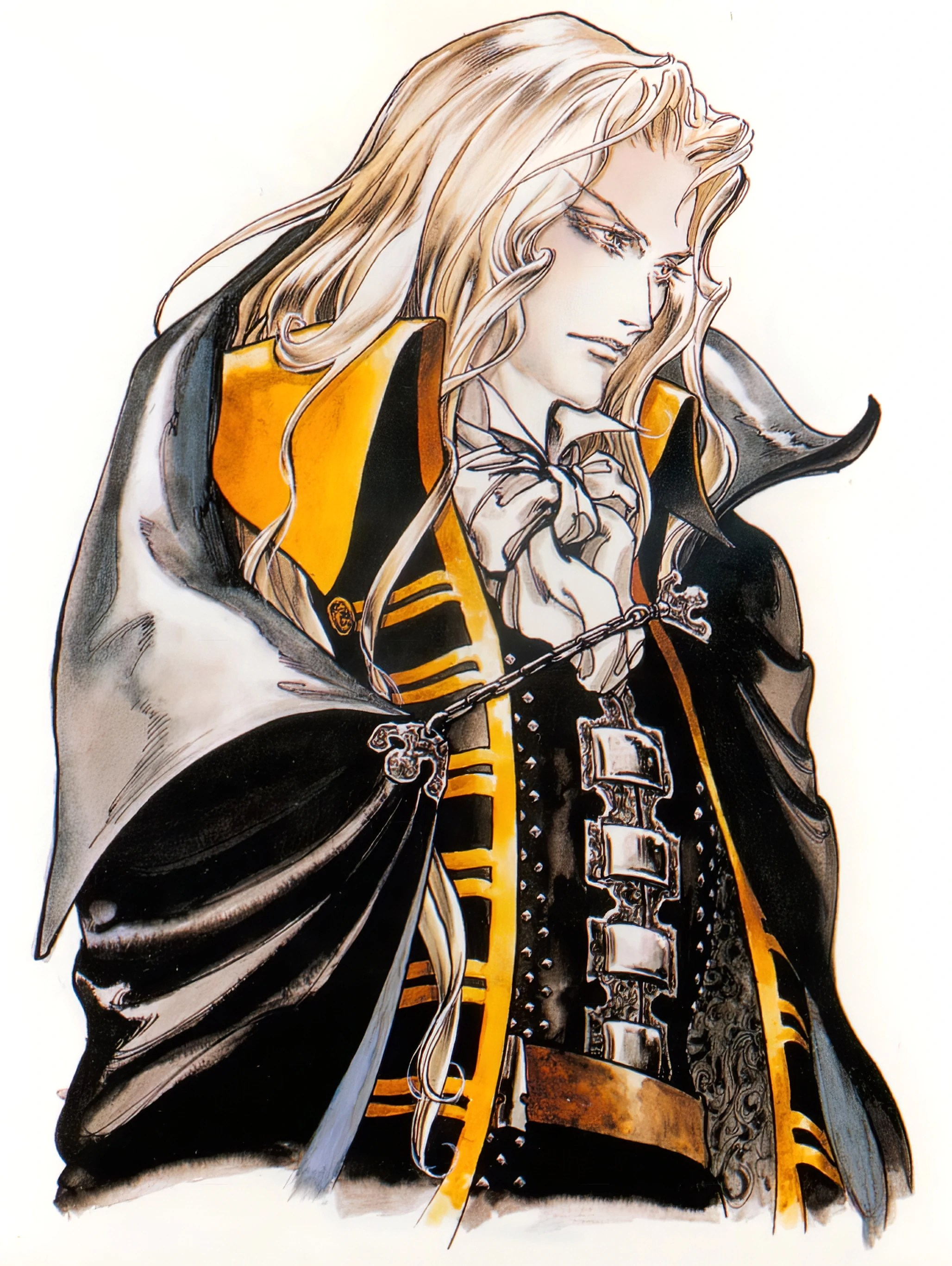 Castlevania: Symphony Of The Night : castlevania:, symphony, night, Alucard, Castlevania, Fandom