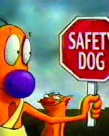 Catdog Safety Dog : catdog, safety, Safety, CatDog, Fandom