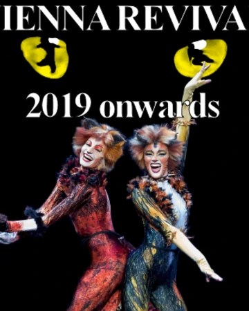 The vereinigte bühnen wien is showing the world famous musical in a new version of the original. Vienna 2019 Cats Musical Wiki Fandom