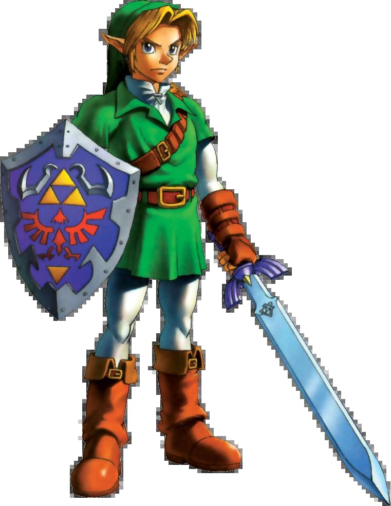 The Legend Of Zelda Ocarina Of Time : legend, zelda, ocarina, (Ocarina, Time), Character, Profile, Wikia, Fandom