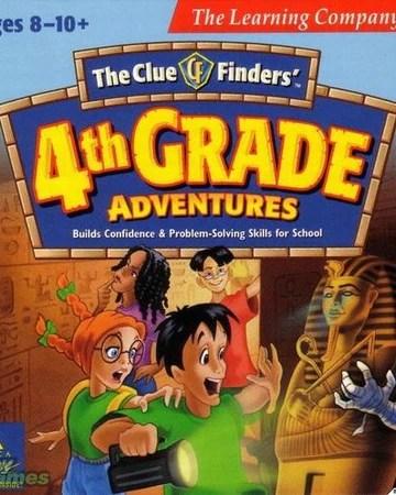Le Club Des Crocodiles 4 : crocodiles, ClueFinders, Grade, Adventures:, Puzzle, Pyramid, Cluefinders, Fandom