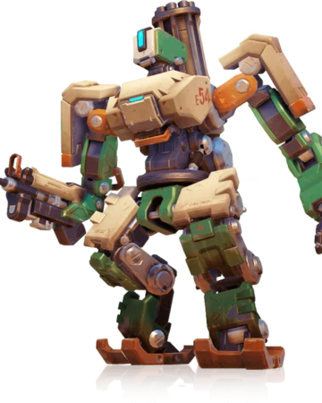 Bastion Blizzcon Skin : bastion, blizzcon, Bastion, (Overwatch), Cosplay, Reference, Fandom