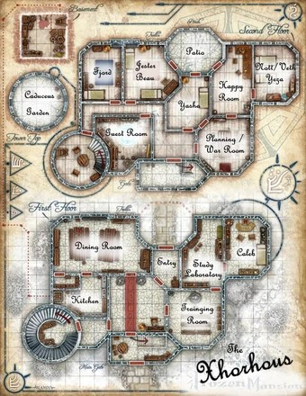 Critical Role Maps : critical, Xhorhaus, Critical, Fandom