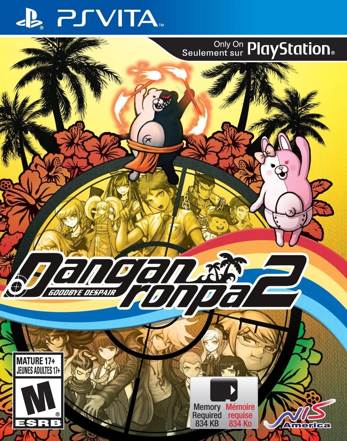 Danganronpa 2 Sub Indo Batch : danganronpa, batch, Danganronpa