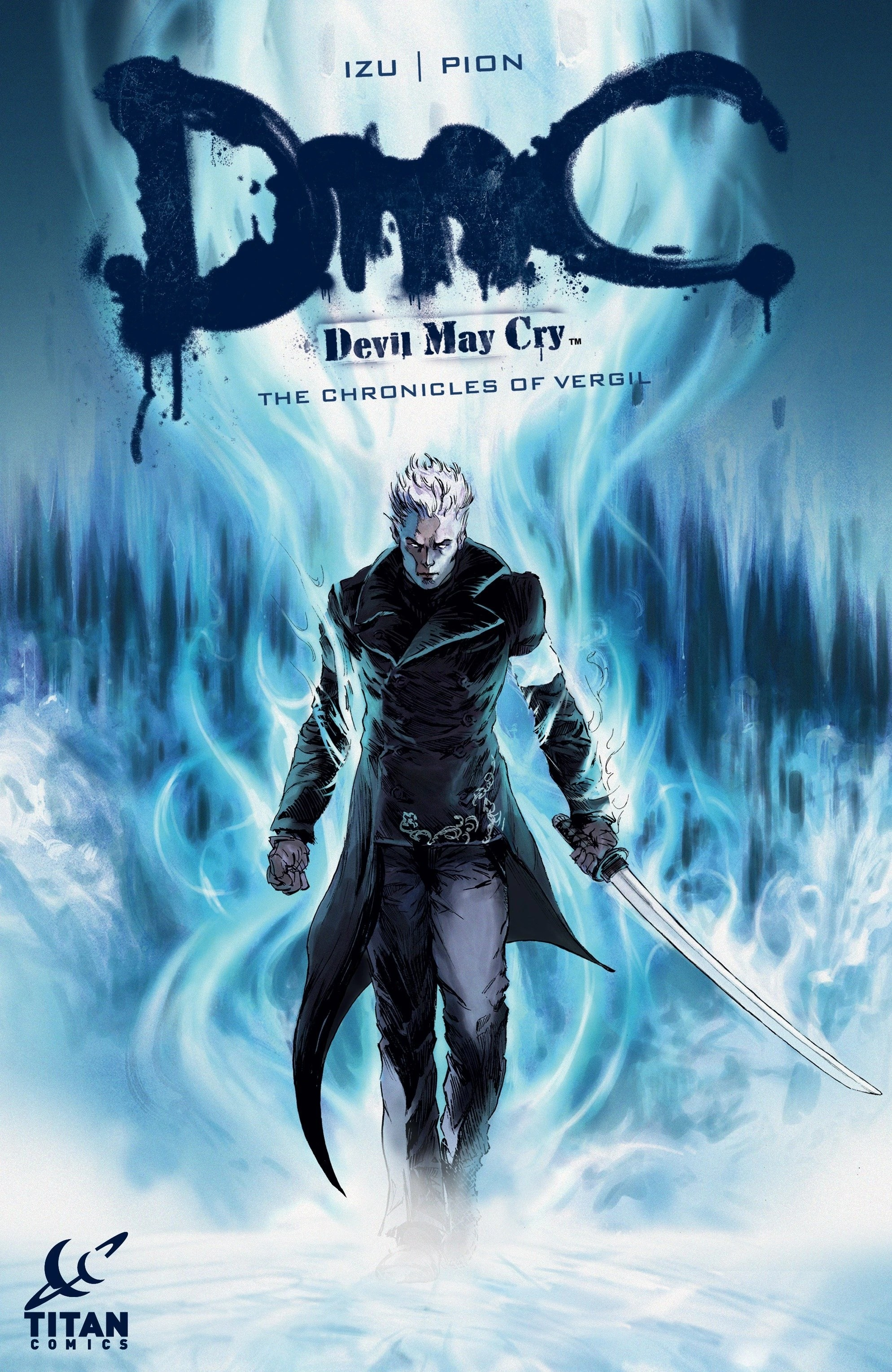 dmc devil may cry the chronicles of