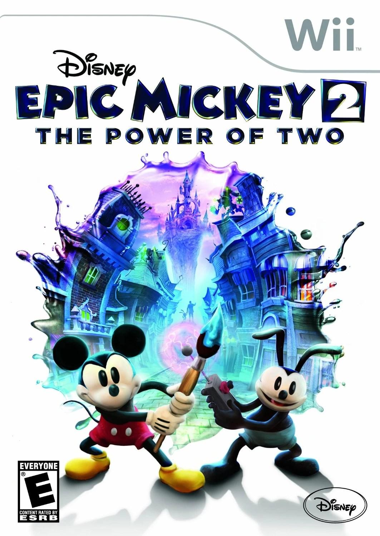Mickey Mouse Paint Game : mickey, mouse, paint, Mickey, Power, Disney, Fandom