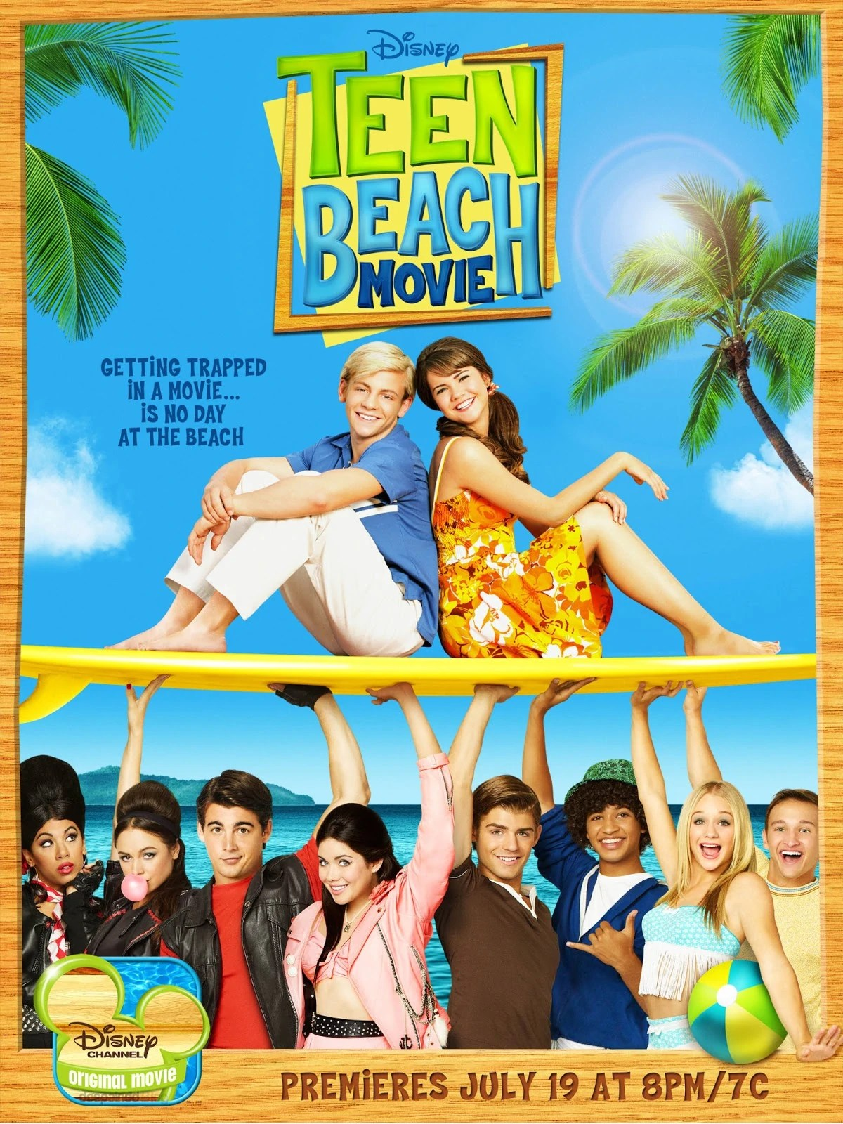Teen Beach Movie 2 : beach, movie, Beach, Movie, Disney, Fandom