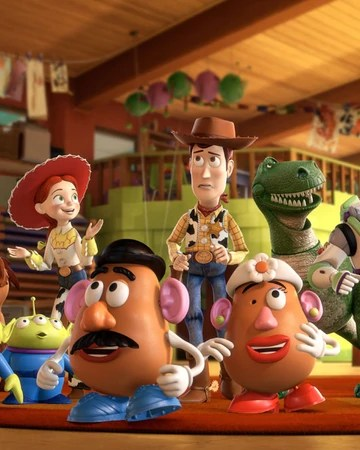 Toy Story - Sunnyside Daycare Toys / Characters - TV Tropes