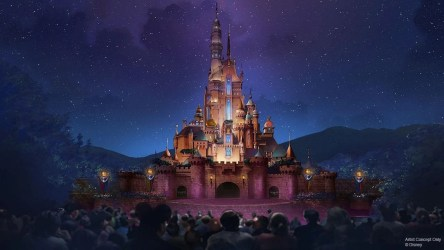 Castle of Magical Dreams Disney Wiki Fandom