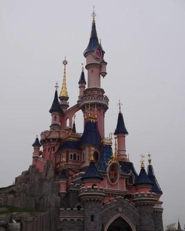 La Belle Au Bois Dormant Disney : belle, dormant, disney, Château, Belle, Dormant, Disney, Fandom