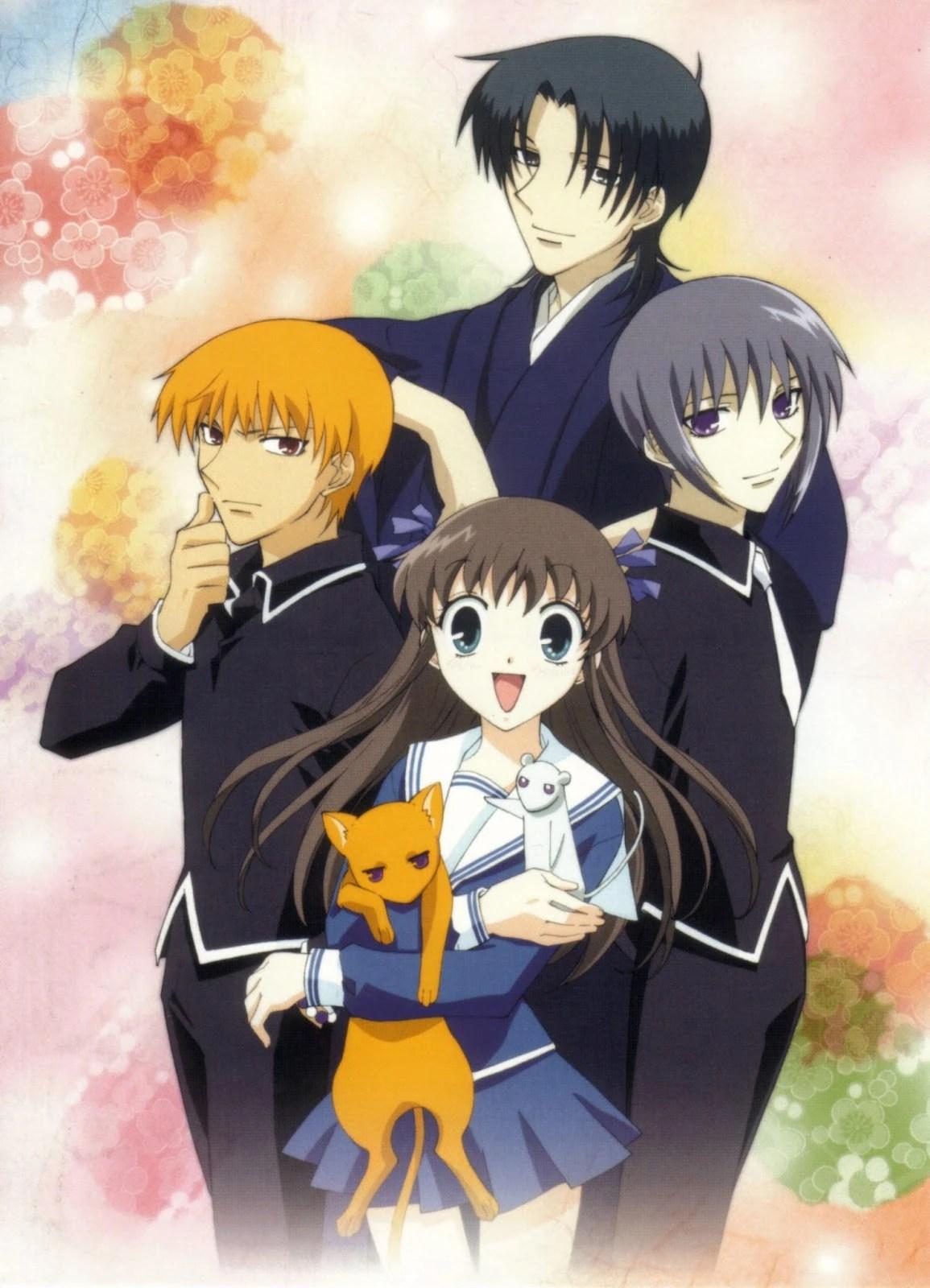 Fruits Basket 2019 02 Vostfr : fruits, basket, vostfr, Fruits, Basket, (2001, Anime), Japanese, Anime, Fandom
