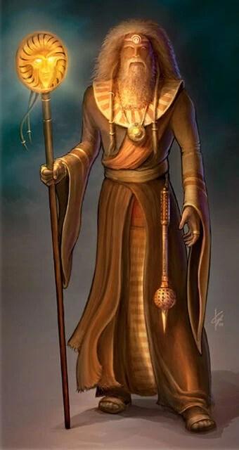 Gods Of Dnd : Pelor, Fandom