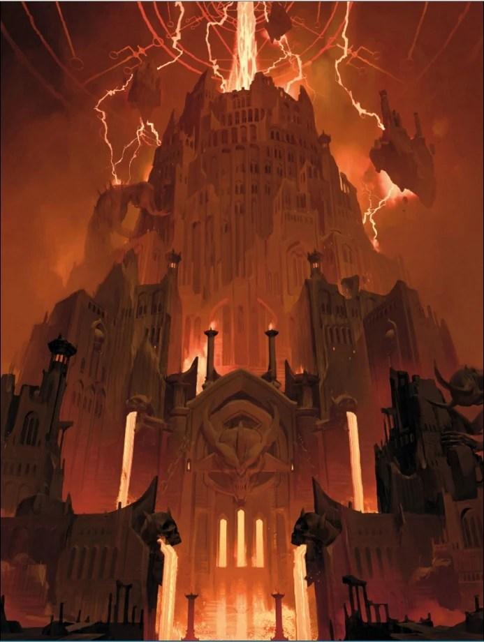 Argent Tower Lever : argent, tower, lever, Babel, Fandom