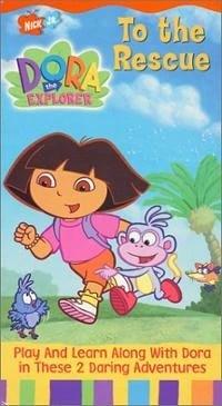 Jimmy Fallon Dora The Explorer : jimmy, fallon, explorer, Rescue, Explorer, Fandom