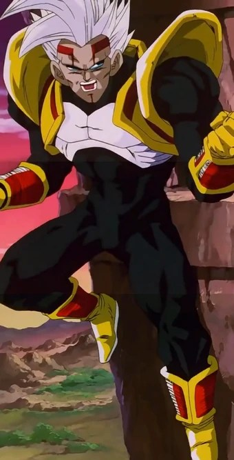 Dragon Ball Gt Goku Vs Baby Final Battle : dragon, final, battle, Dragon, Fandom