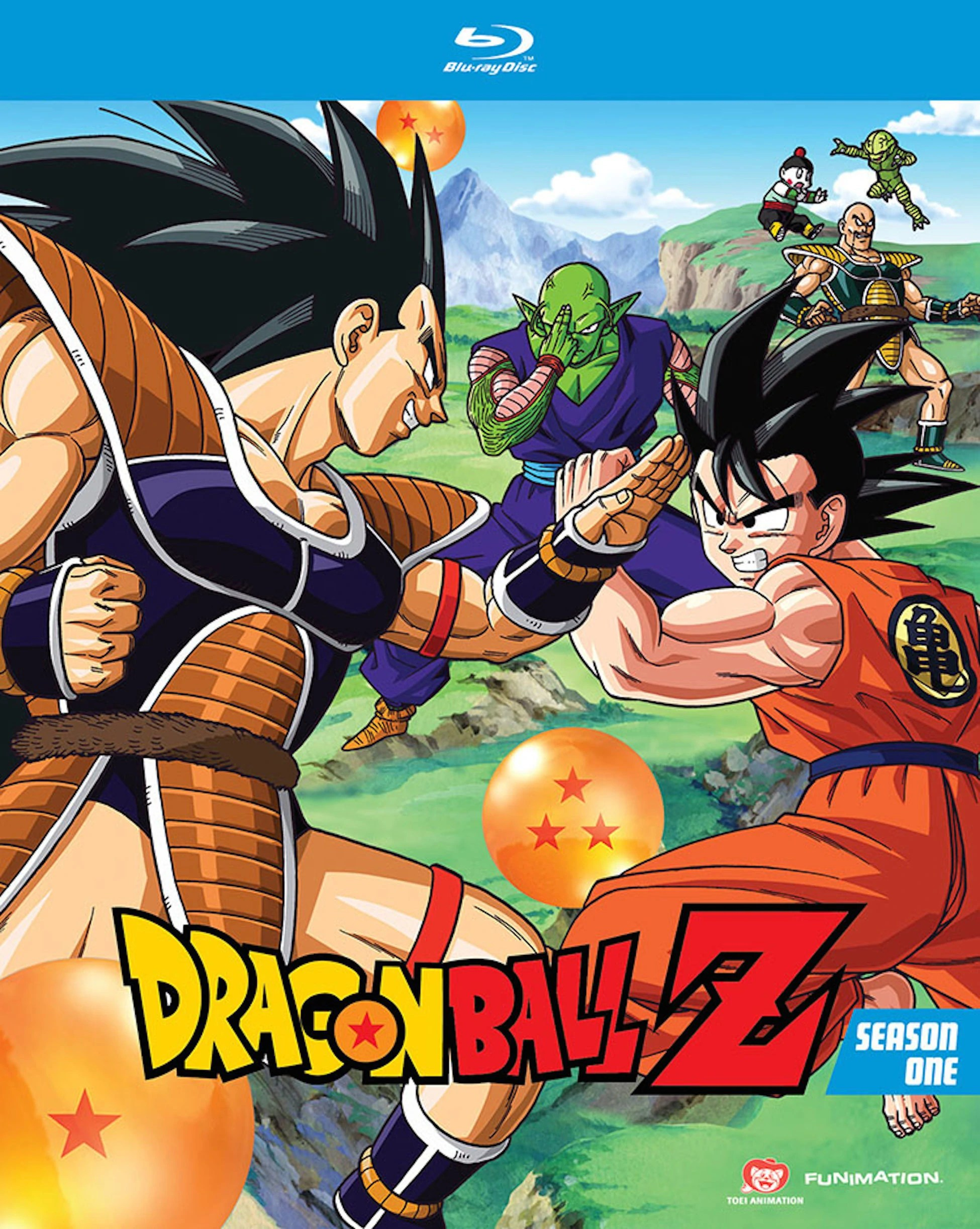 Dragon Ball Z Ep 1 : dragon, Dragon, Season, (Blu-ray), Fandom