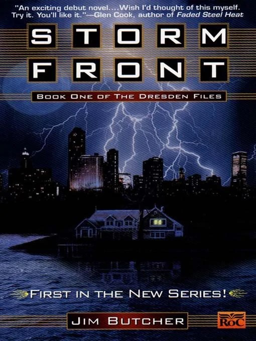 First Dresden Files Book : first, dresden, files, Storm, Front, Dresden, Files, Fandom