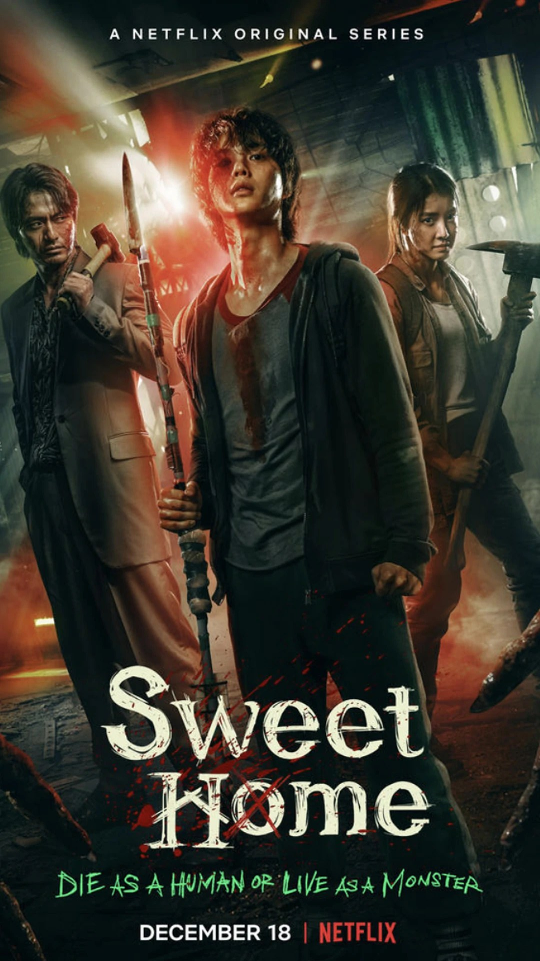 No theres is not a season 2 but there is a prequel of sweet home and im pretty bummed out there wasnt a season 2 Sweet Home Dubbing Wikia Fandom