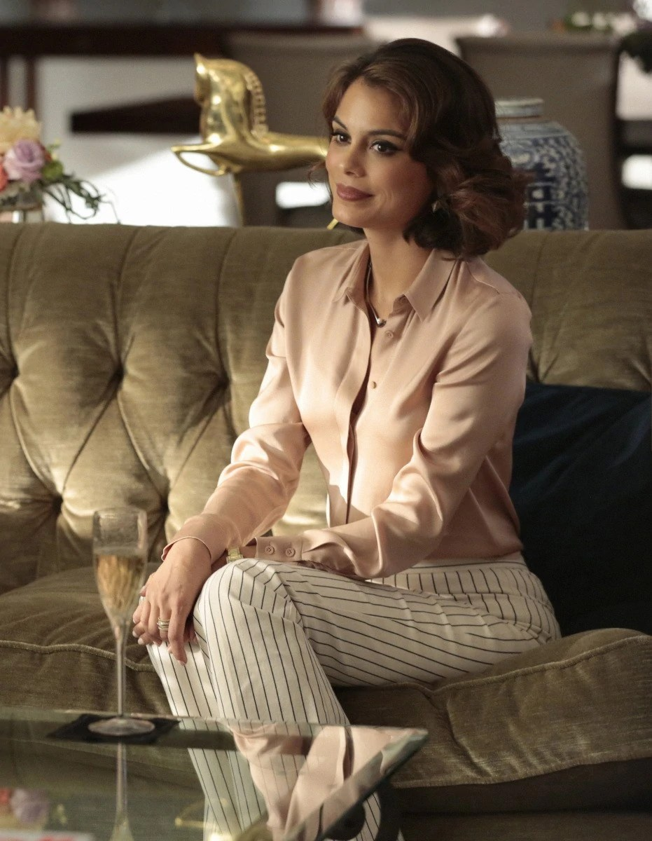 Dynasty Saison 3 Episode 1 : dynasty, saison, episode, Celia, Machado, Dynasty, Fandom
