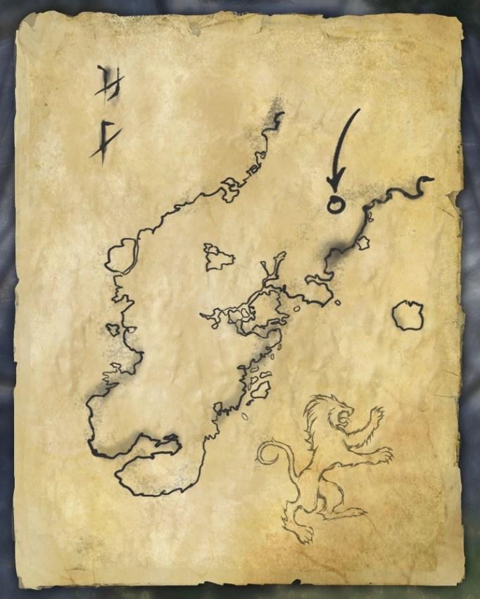 Glenumbra Map : glenumbra, Enchanter, Survey:, Glenumbra, Elder, Scrolls, Fandom
