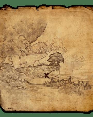 Eso Auridon Treasure Map : auridon, treasure, Auridon, Treasure, Elder, Scrolls, Fandom