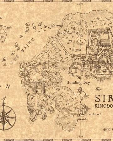 Stros M Kai Map : stros, Stros, M'Kai, Elder, Scrolls, Fandom