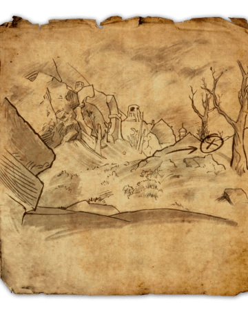 Eso Vvardenfell Treasure Map 4 : vvardenfell, treasure, Vvardenfell, Treasure, Elder, Scrolls, Fandom