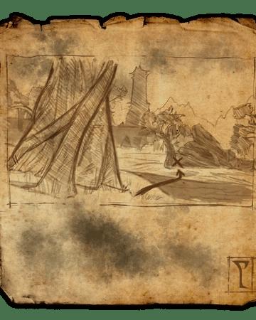 Deshaan Treasure Map 1 : deshaan, treasure, Deshaan, Treasure, Elder, Scrolls, Fandom