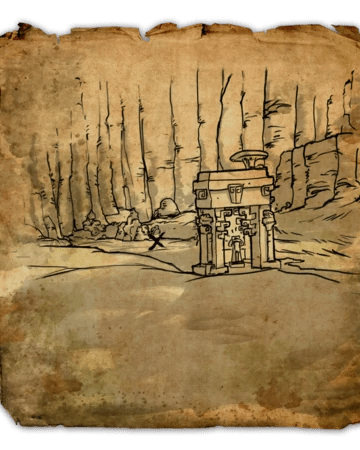 Bal Foyen Treasure Map : foyen, treasure, Foyen, Treasure, Elder, Scrolls, Fandom