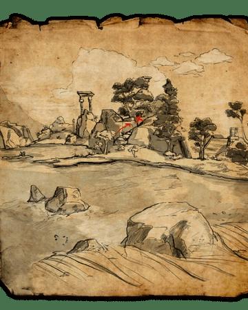Eso Summerset Treasure Map 1 : summerset, treasure, Summerset, Treasure, Elder, Scrolls, Fandom