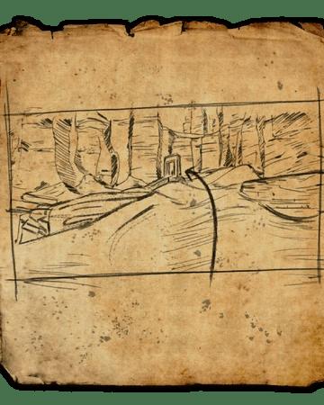 Alik'r Treasure Map 1 : alik'r, treasure, Alik'r, Treasure, Elder, Scrolls, Fandom