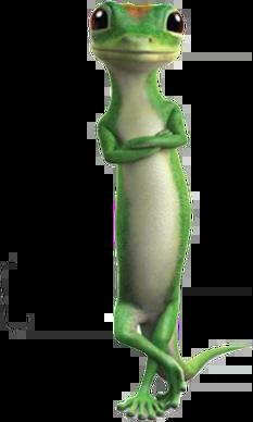 Geico Gecko Toy : geico, gecko, Geico, Gecko, EX515, Fandom