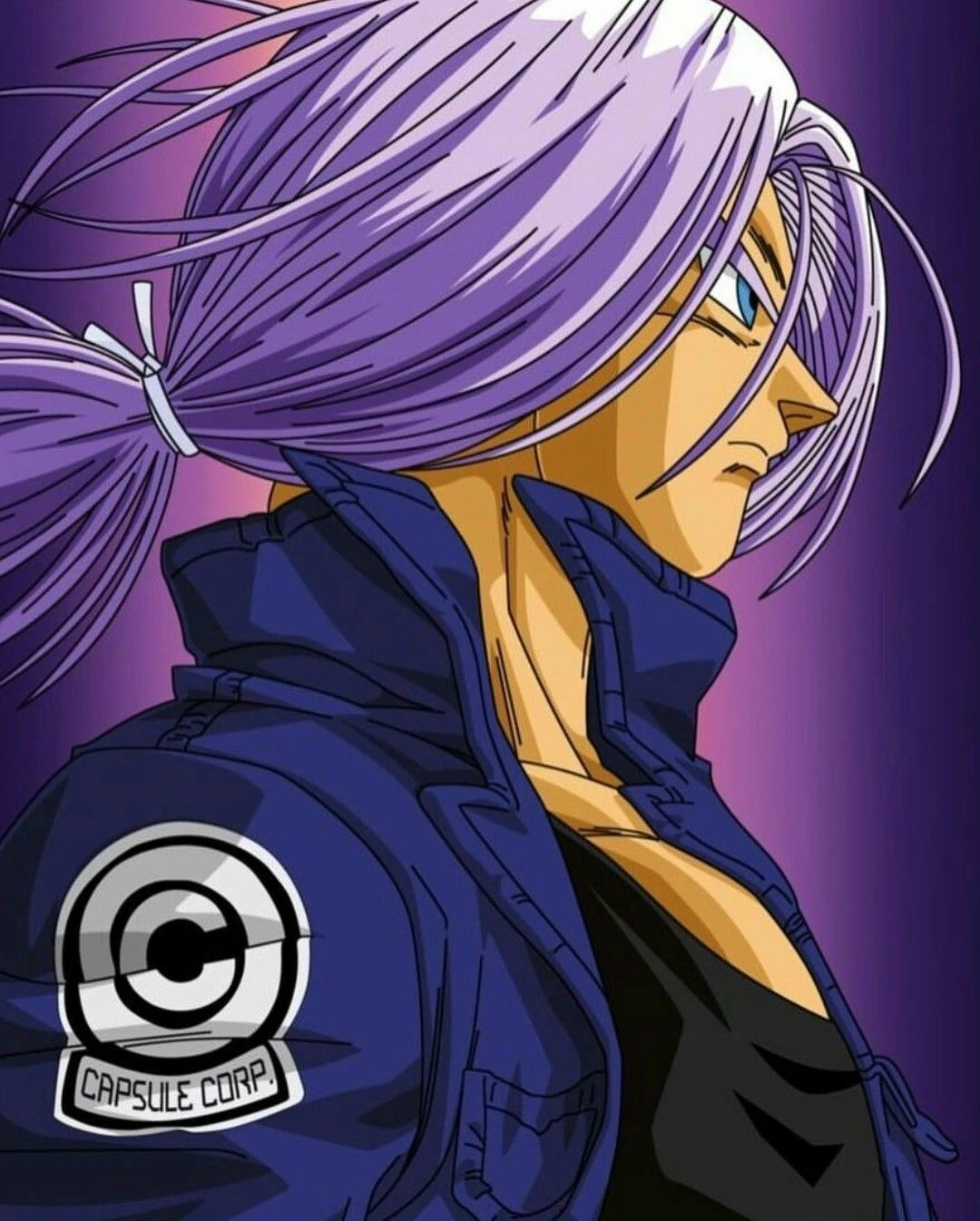 Trunks Hairstyle : trunks, hairstyle, Which, Better, Trunks, Short, Hair?, Fandom