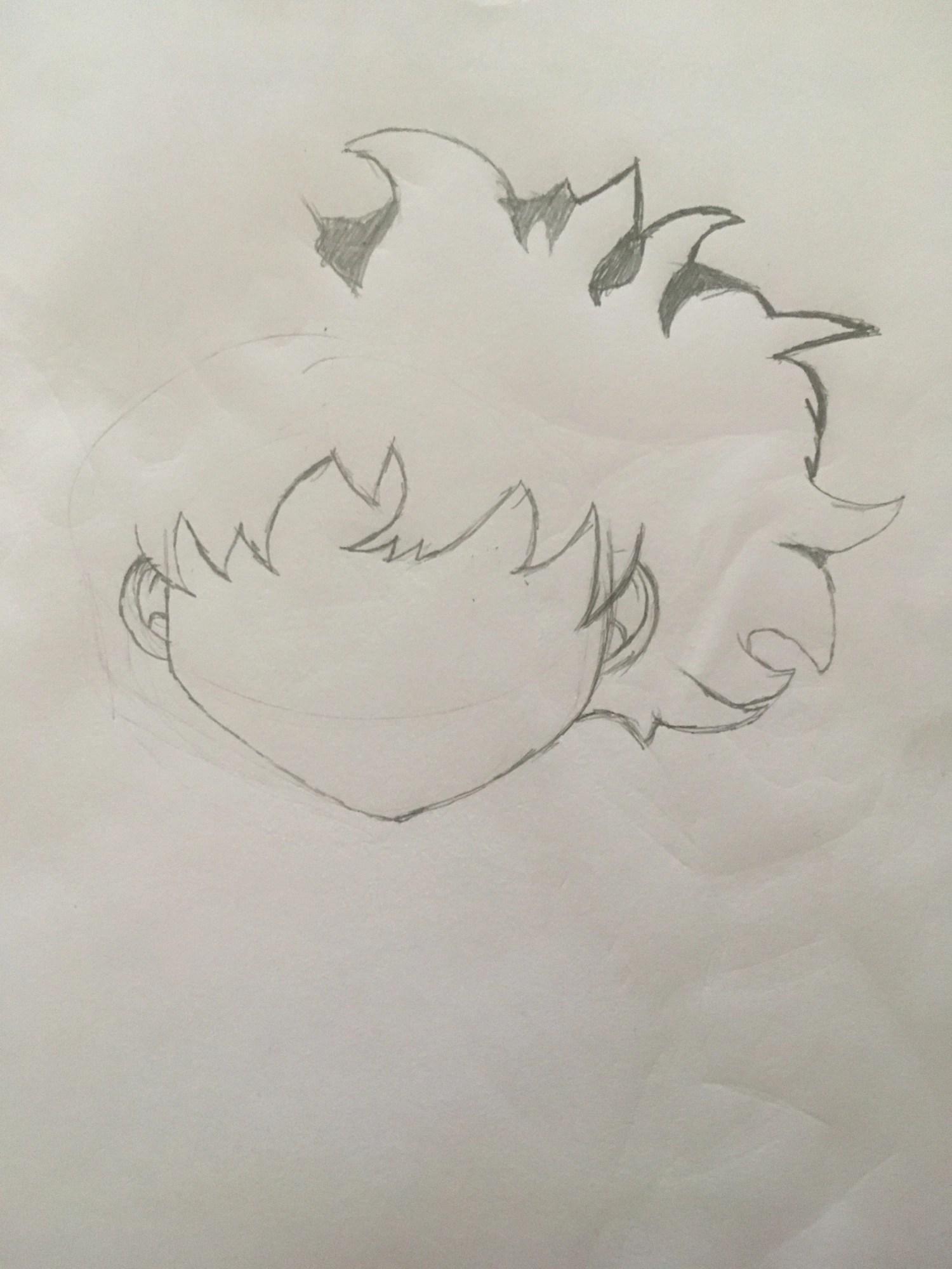 Deku Drawing Easy : drawing, Drawing, Fandom
